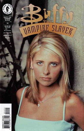 Buffy Classic n14 variant