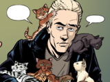 Xander and Spike's cats