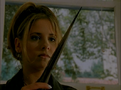 Buffy and her stake The Harvest