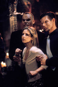 Buffy surprise episode still