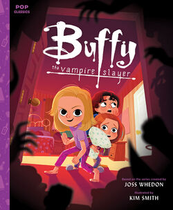 Buffy the Vampire Slayer picture book