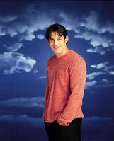 Xander Harris season four