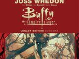 Buffy the Vampire Slayer Legacy Edition, Book 1
