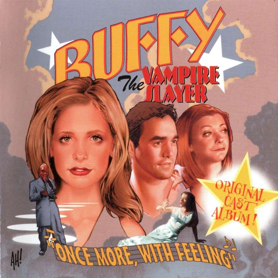 Buffy The Vampire Slayer Parody