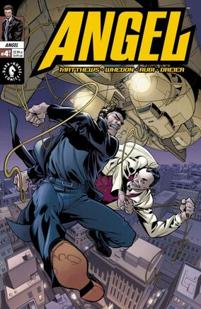Angel Vol 2-4