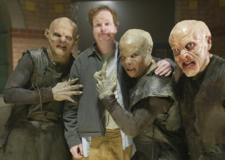 Joss whedon and ubervamps chosen behind the scenes