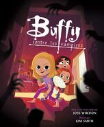 Buffy the Vampire Slayer picture book FR