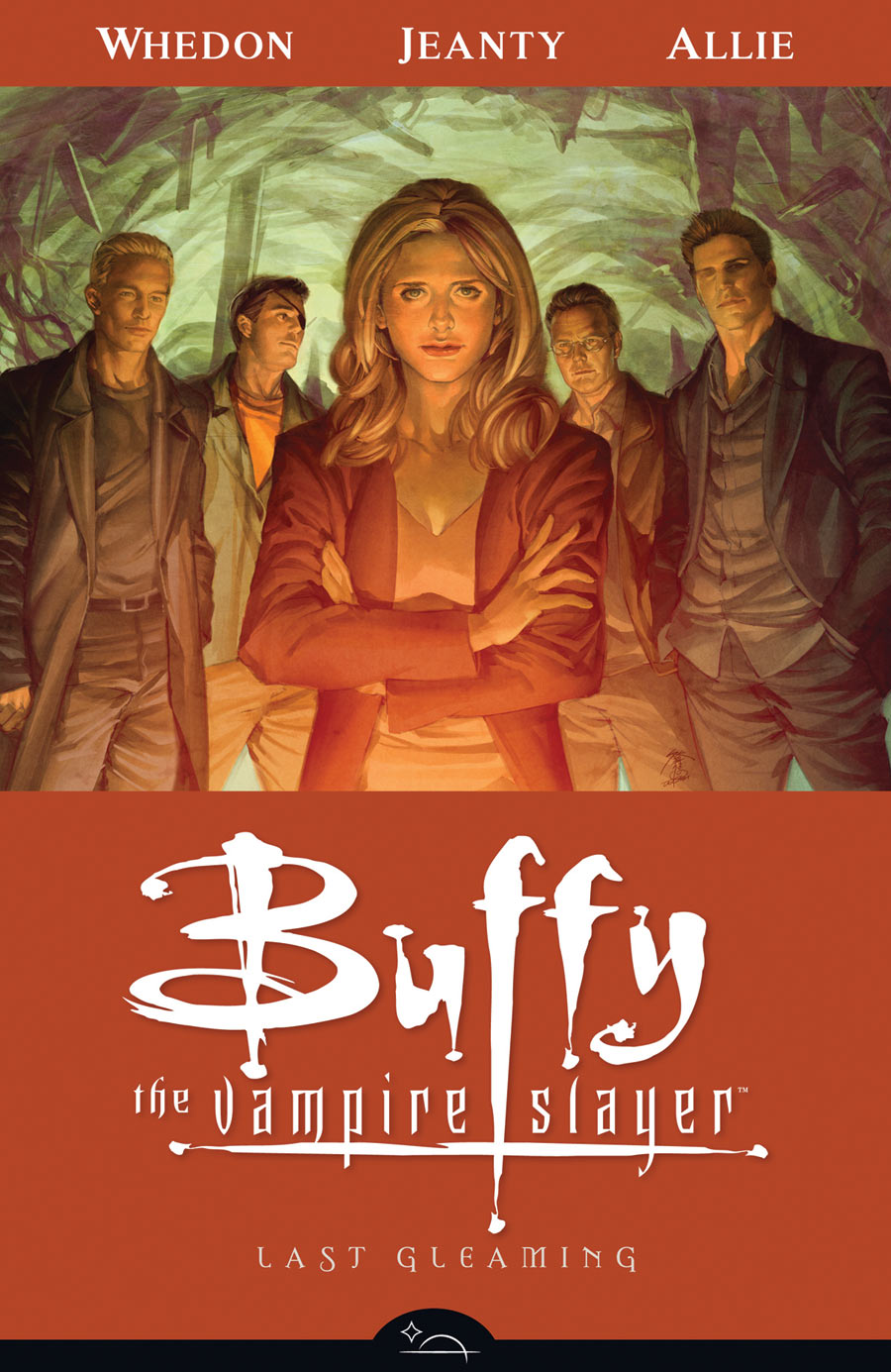 Image result for Buffy the Vampire Slayer Season Eight buffy graphic novels