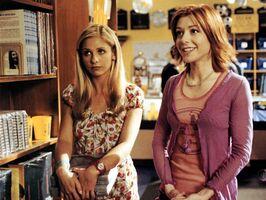 Buffy Willow The Freshman