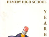 Hemery High School Yearbook 1992