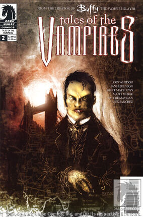 Tales of the Vampires 2 Cover