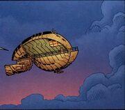 Spike's ship