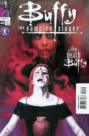 45-Death of Buffy 3