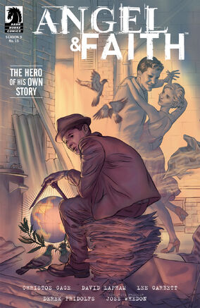 The Hero of His Own Story Cover