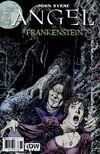 Angel vs. Frankenstein Cover