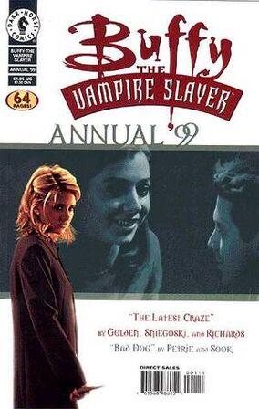Annual 1999 Cover