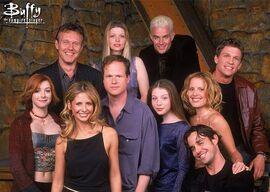Buffy season5 cast