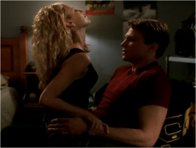 Buffy the vampire slayer sex episodes