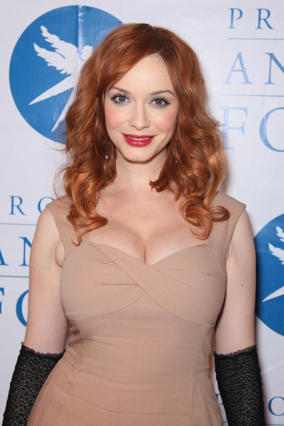 Christina Hendricks Nude Photos 93