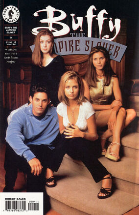Buffy the Vampire Slayer 09 c01