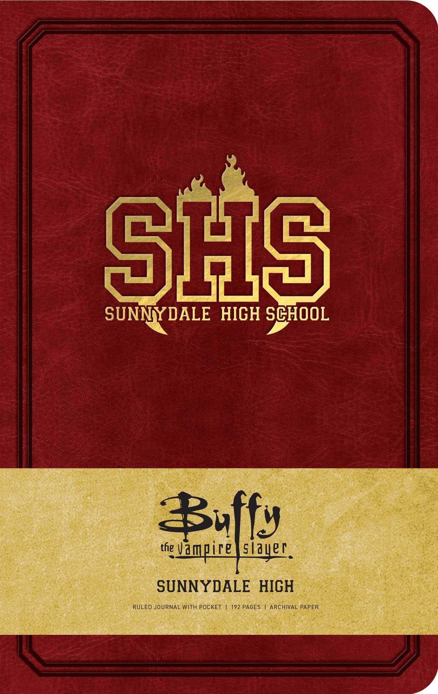 sunnydale school homework