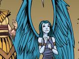 Unidentified female angel