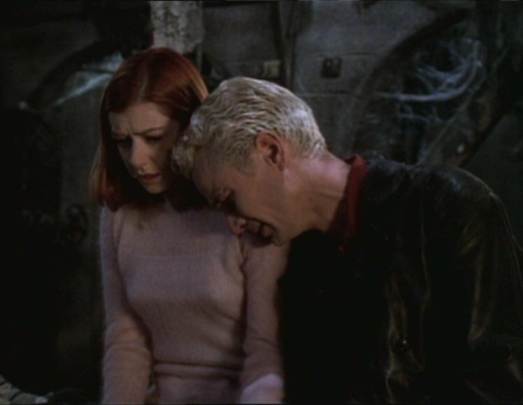 Spike and buffy dating