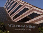 Wolfram and Hart Building