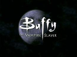 Buffy, Cazavampiros (logo original)