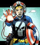 Andrew Wells Superhero Armor