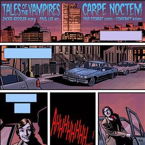 Carpe Noctem 1 Cover