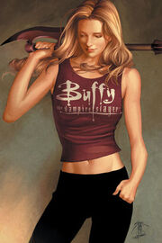 Buffy saison8