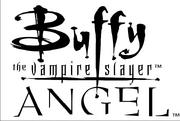 Buffy et Angel logo
