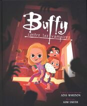 Buffy contre les vampires l'album illustré (FRA)
