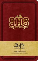Sunnydale High Hardcover Ruled Journal