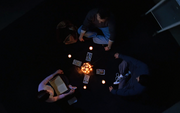 Les Scoobies effectuent le rituel