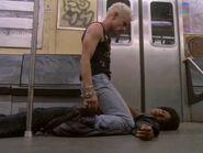 Spike Kills Nikki Wood