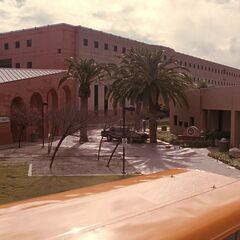 Lycée reconstruit