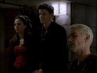 Spike, Drusilla et Angelus, réunis une fois de plus