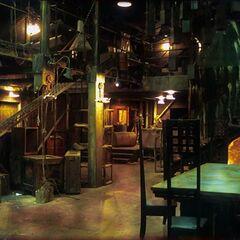 Design de l'intérieur de l'usine