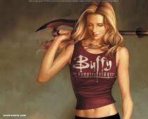 Buffy Summers season 8