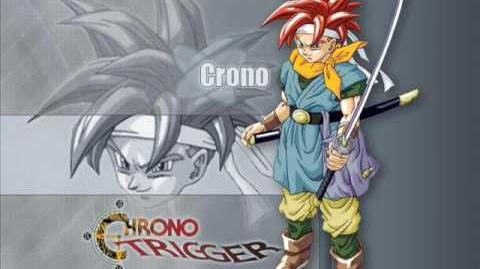 Chrono Trigger SoundTrack Crying Mountain