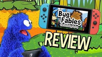 The Paper Mario You've Been Waiting For Bug Fables Review (SWITCH)