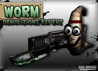 Worm Demolitions Expert