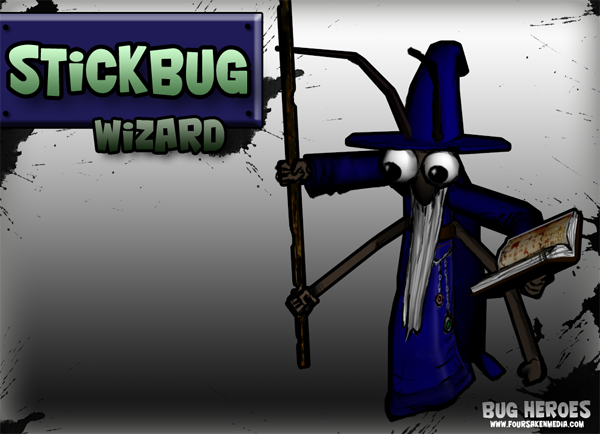 Stickbug Wizard
