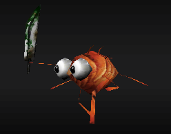 Flea Warrior
