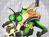 Cicada Commando