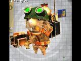 Field Mouse Legendary Ranger