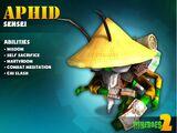Aphid Sensei