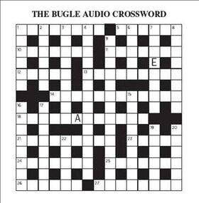 AudioCrypticCrossword